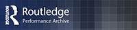Routledge Performance Archive